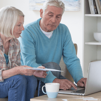 Care home fees - a worry for eldery people