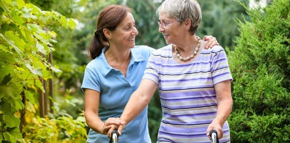 live-in care increasing in popularity