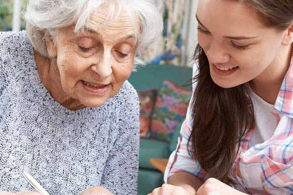 what is live-in care