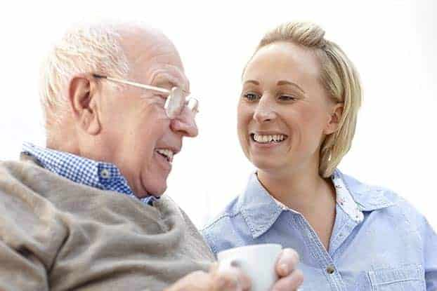 choose live-in care