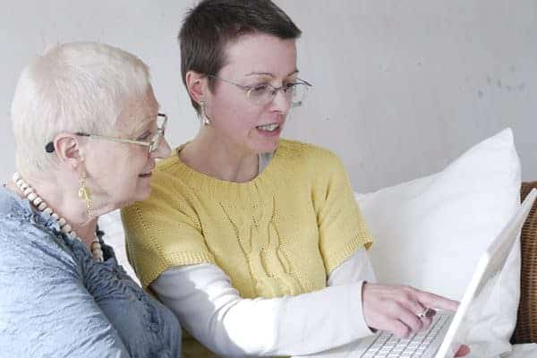 financial challenges of caring for an elderly parent