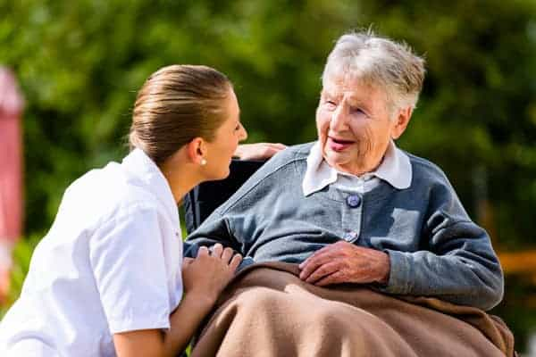 becoming a live-in carer