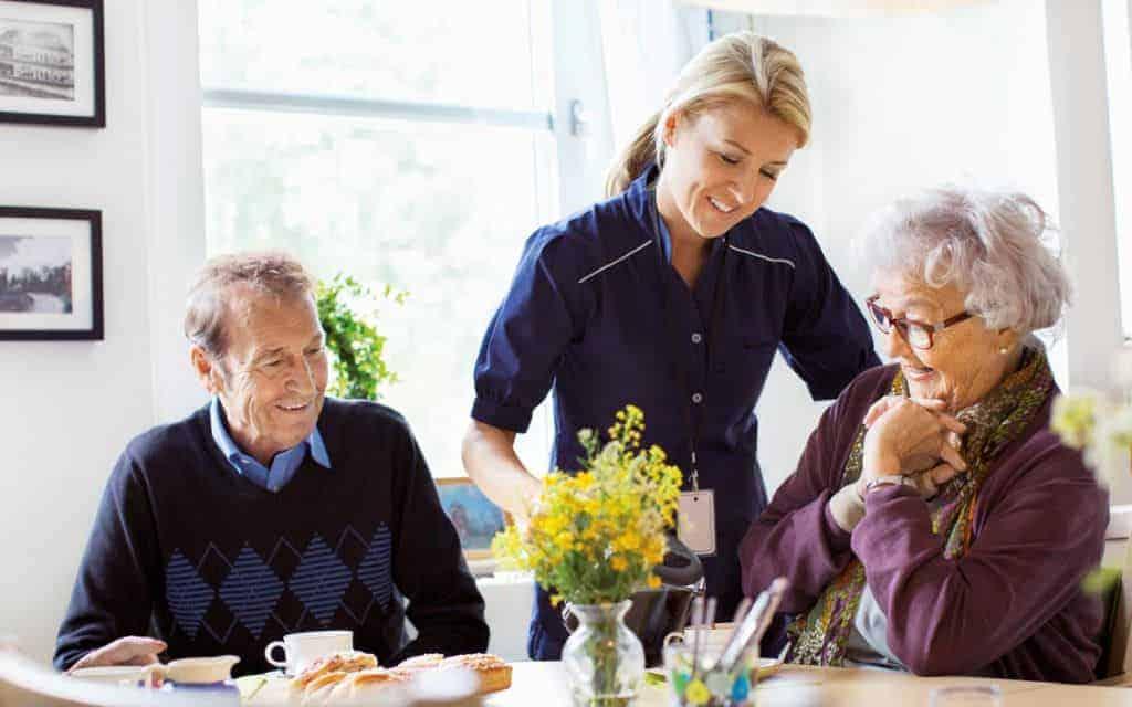 good nutrition for older people