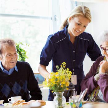 good nutrition for older people