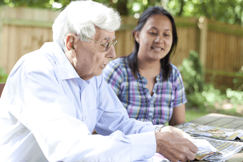help for people living with dementia