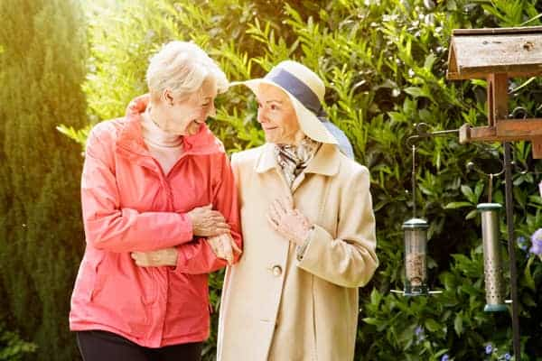 After a stroke - caring for a loved one