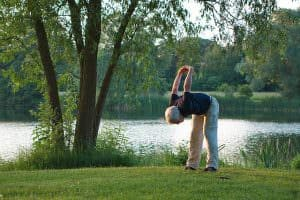 keeping fit - activities for older people