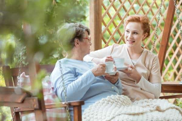live-in carer