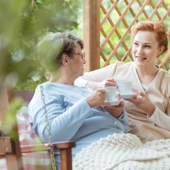 live-in care is the future of elderly care
