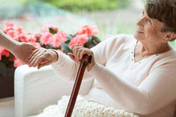 caring for a parent in later life
