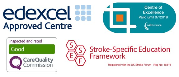 Elderly Care Accreditation Logos