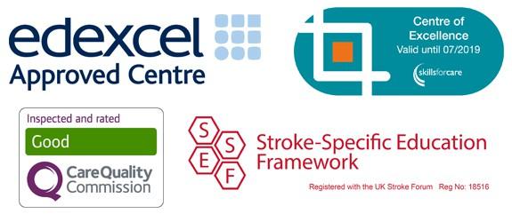 Elderly Care Accreditation Logos