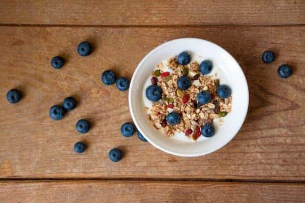 healthy breakfast for seniors