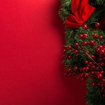 Christmas image for home care