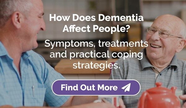 Live-in Care for people with Dementia
