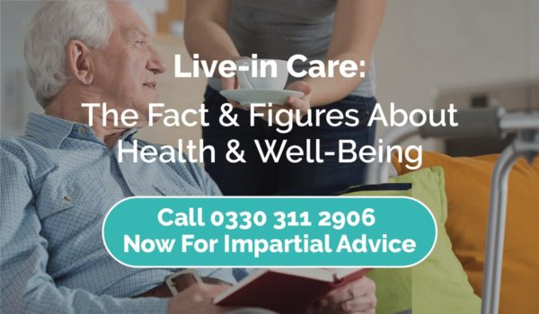 live-in care helps when recovering from surgery