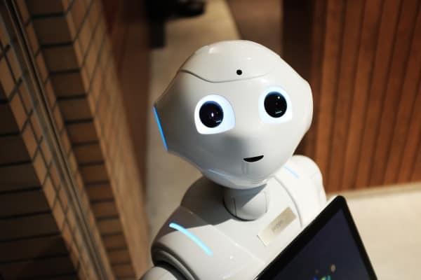 robots replace carers