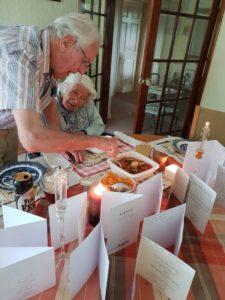 70th anniversary celebration